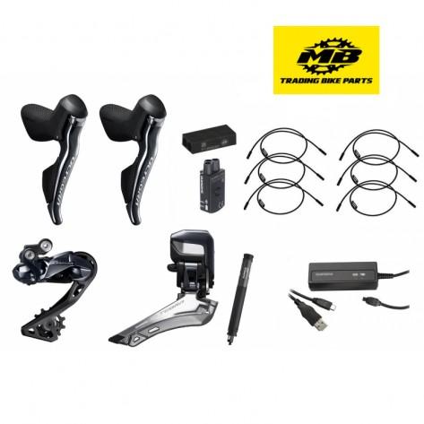 Kit Shimano Ultégra 8050 Di2 GS 11v , Kit électrique