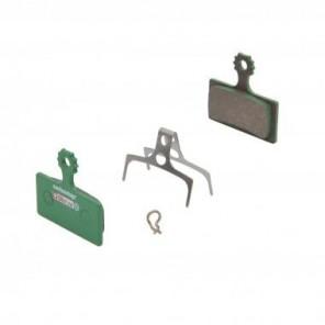 Plaquettes SWISS STOP DISC28 Shimano XTR / XT / SLX / Alfine
