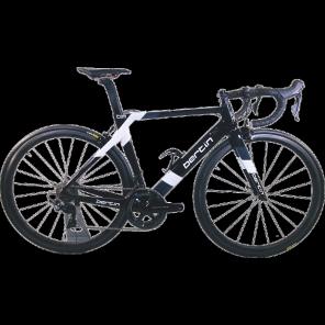Vélo complet Bertin C39 Noir/Blanc Dura-ace R9100 roues Bertin