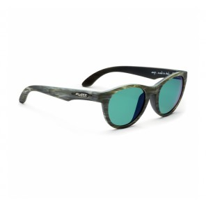 Lunettes RUDY Project WARP GREEN WOOD-LS MUSK