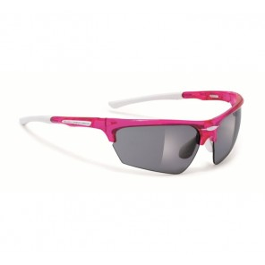 Lunettes RUDY Project NOYZ GIRL-SMOKE BLACK-CRYSTAL PINK