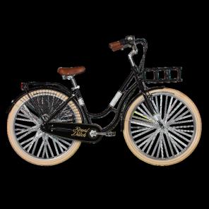 Vélo de ville Kellys Royal Dutch Noir