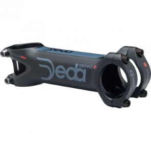 Potence Deda Zero2 Black on Black 60mm