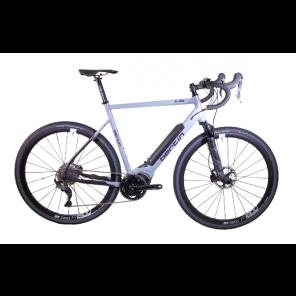 Vélo complet gravel électrique Bertin E-110 fourche FOX