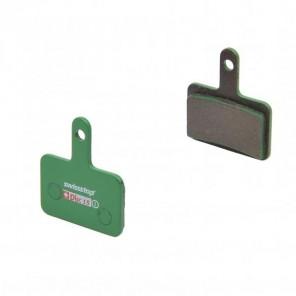 Plaquettes SWISS STOP DISC15 Shimano B01S  / Tektro / Quad / TRP