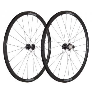 Paire de Roues VISION TEAM 30 DISC à Pneus (Center Lock) TAø12 grey shim