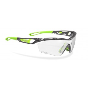 Lunettes RUDY Project TRALYX-IMPACTX PHOTOCHR 2LASERBL-ICE GRAPHITE MATTE