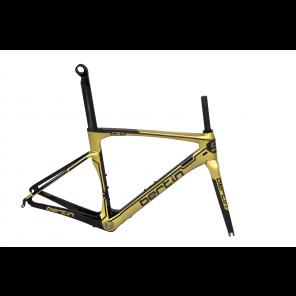 Cadre Bertin C37 TM Couleur Golden Yellow métallic