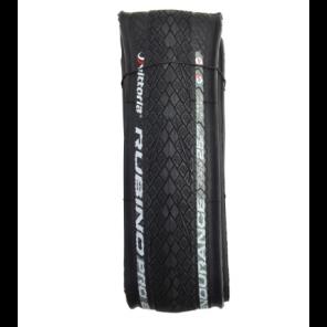 Pneu Vittoria Rubino Pro IV Endurance 700x25 Souple Noir Graphene+
