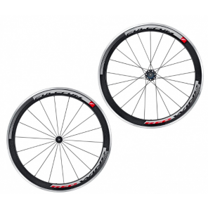 Roues Fulcrum RED WIND H.50 pneus AV - ARR CAMPY