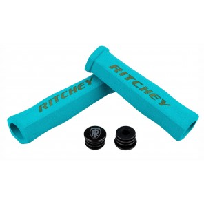 RITCHEY GRIPS MTN WCS BLUE 130MM