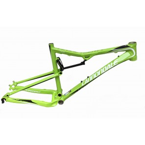 CADRE CANNONDALE RZ ONE TWENTY 2 TL GREEN 2011