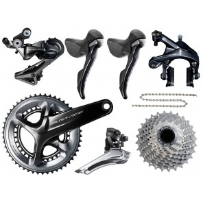 Groupe Shimano Dura-ace 9100 172,5mm 50/34 11/28