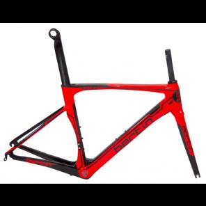 Cadre Bertin C37 TM Couleur Rouge/carbon