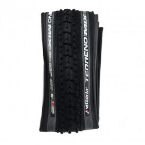 Pneu Vittoria Terreno Mix TNT G+ Nylon 120 TPI 33-622 / 700x33c