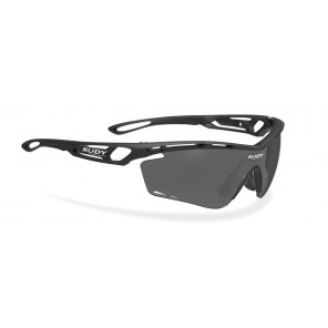 Lunettes RUDY Project TRALYX-SMOKE BLACK-MATTE BLACK