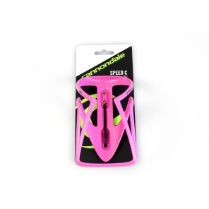 porte bidon Cannondale  NYLON SPEED-C ULTRA PINK