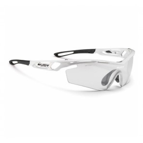 Lunettes RUDY Project TRALYX-SX-IMPACTX PHOTOCHR 2BLACK-WHITE GLOSS
