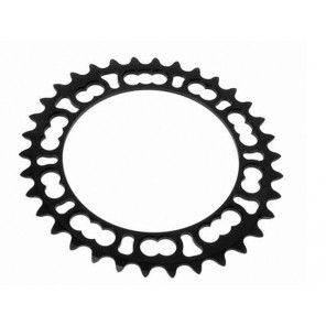 Plateau Rotor Q-Ring 27 VTT 2 x 9/10/11 int entraxe 74mmx5 pour 110/74
