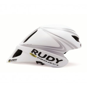 Casque Rudy Project WINGSPAN WHITE - SILVER MATTE UNISIZE 54-59