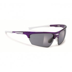 Lunettes RUDY Project NOYZ  GIRL-SMOKE BLACK-CRYSTAL PURPLE