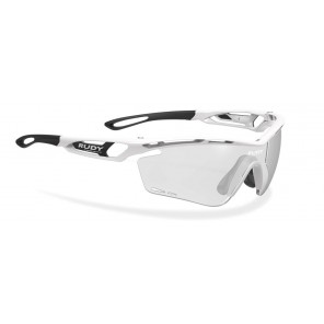 Lunettes RUDY Project TRALYX-IMPACTX PHOTOCHR 2BLACK-WHITE GLOSS