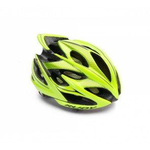 Casque Rudy Project WINDMAX  YELLOW FLUO- BLACK SHINY L