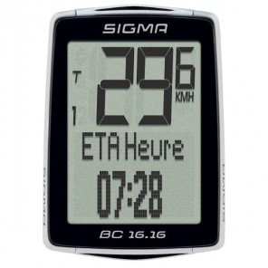 Compteur Sigma BC 16.16