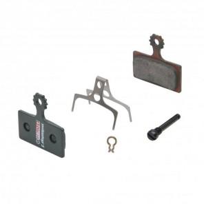 Plaquettes SWISS STOP DISC28-S Shimano XTR / XT / SLX / Alfine / FSA