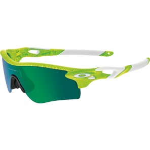 Oakley Radarlock Fingerprint retina 918147