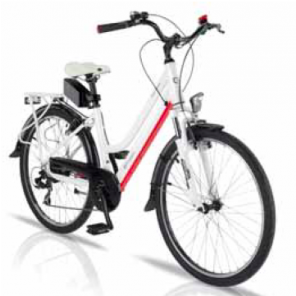 BH E-MOTION EASYGO STREET 7SP TAILLE M