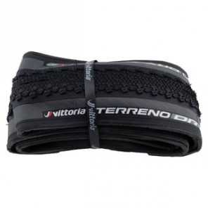 Pneu Vittoria Terreno Dry TNT G+ Nylon 120 TPI 33-622 / 700x40c