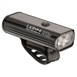 LEZYNE POWER drive 900XL front loaded black