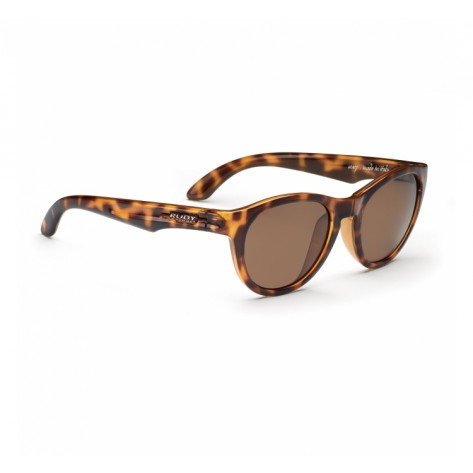 Lunettes RUDY Project WARP DEMI TURTLE GLOSS - BROWN