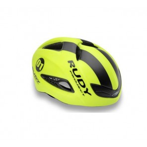Casque Rudy Project Boost 01 YELLOW FLUO - BLACK MATTE S/M