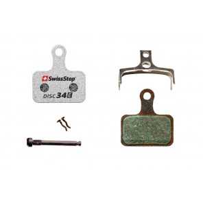 Plaquettes Swissstop Disc 34 E Shimano BR-RS805, BR-RS505