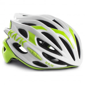 Kask Mojito White/lime Taille M