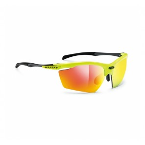 Lunettes RUDY Project AGON RACING PRO-ML ORANGE-YELLOW  GLOSS