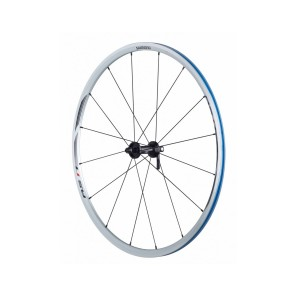 Roue avant Shimano RS11 Blanche