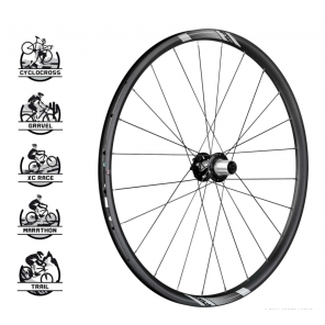 "Roues FSA Gravel/VTT NS 29"" CENTER LOCK SH TA12/15-X12 V16"