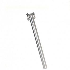 Tige de selle KCNC Ti Pro Lite 31.6mm Silver