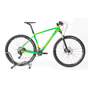 BIKE 501XN XT 2.0 2X11 SUNTOUR MT35 TL GREEN