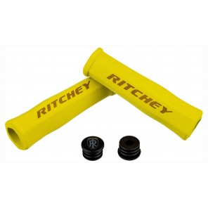 RITCHEY GRIPS MTN WCS YELLOW 130MM