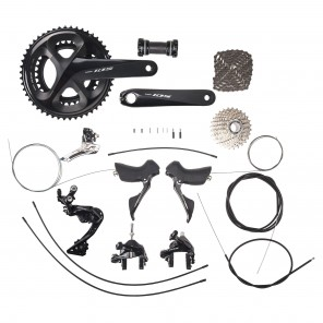 Groupe Complet SHIMANO 105 R7000 34/50 - 172,5 - 11/32