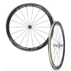Paire de roues Fulcrum RED WIND H.50 XLR DARK PNEUS AV - ARR  - CULT