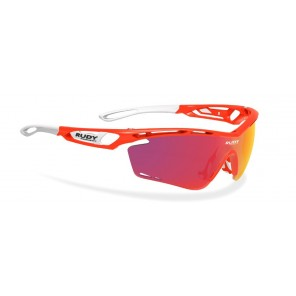 Lunettes RUDY Project TRALYX-MULTILASER ORANGE-RED FLUO GLOSS