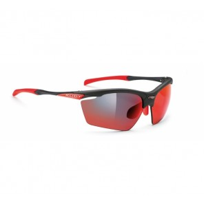 Lunettes RUDY Project AGON-ML RED-GRAPHITE