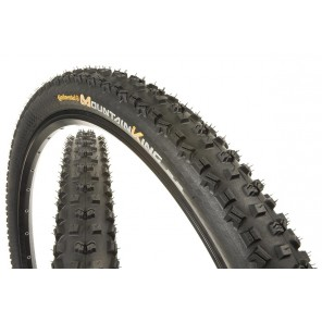 Pneu Continental Mountain King II 27,5 x 2.2 Performance TUBELESS READY