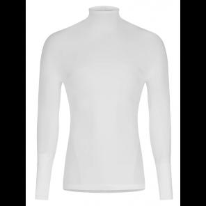 Sous-vêtement homme Megmeister hiver manches longues col haut white L/XL