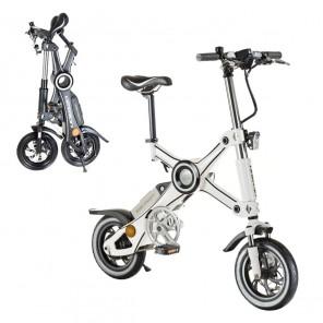 """E-bike Devron X3 Blanc 12"""""""